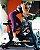 Calça vinho capri fitness (P) - Lululemon Atletica  - Imagem 1