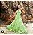 Vestido longo verde (M) - Nanda Lima - Imagem 4