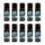 Kit Fusion Eletrizante Comestível Menta Extra Forte 12ml - Emb. c/10und. Pepper Blend - Imagem 1