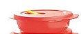 Tupperware Mini Cristalwave Geração II 400 ml Guava - Imagem 1