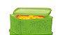 Tupperware Jeitosinho Neve verde 400ml - Imagem 1