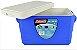 Caixa Térmica Coleman 26 Litros - Azul (28 Qt) Com Tampa Removível  - Imagem 1