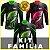KIT FAMILIA - 2 ADULTO + 1 INFANTIL - Imagem 1