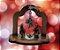 Presépio de Natal com Arco de Madeira. Metais em Ouro Velho - Imagem 2