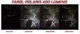 Farol Lanterna Para Bicicleta 400 Lumens Led Usb Polaris - Imagem 4