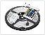 FITA LED RGB 3528 300 LEDS DUPLA FACE 5 METROS COLORIDO+CONTROLE+FONTE - Imagem 2