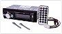TOCA RADIO BLUETOOTH FM CARRO MP3 PEN AUTOMOTIVO USB SD AUX - Imagem 3