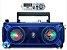CAIXA DE SOM AMPLIFICADA BLUETOOTH MP3 USB 20W - Imagem 4