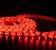 FITA LED 3528 VERMELHO 5M COM SILICONE - Imagem 2
