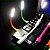LUMINARIA USB FLEXIVEL PORTATIL LED ABAJUR NOTEBOOK PC CELULAR - Imagem 4