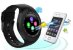 RELOGIO INTELIGENTE SMARTWATCH Y1S ANDROID IOS BLUETOOTH CHIP / CARTÃO  / CAMERA - Imagem 1