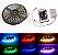 FITA LED RGB COLORIDA 5050 5 METRO 16 CORES  + CONTROLE - Imagem 1