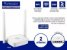 ROTEADOR MULTILASER RE160 300MBPS C/ 2 ANTENAS WIFI WIRELESS - Imagem 3