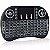 MINI TECLADO COM LED SEM FIO USB PC TV BOX PS3 XBOX - XTRAD XT-2121 - Imagem 2