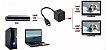 CABO DIVISOR SPLITTER HDMI CONVERSOR 1X2 DUPLICA IMAGEM - Imagem 2