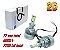 FAROL LAMPADAS SUPERLED COM COOLER  6000K - 7200 LUMENS - C6 - Imagem 2