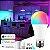 LAMPADA INTELIGENTE SMART WIFI 15W BRANCO FRIO + RGB - ALEXA GOOGLE HOME - Imagem 1