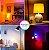 LAMPADA INTELIGENTE SMART WIFI 15W BRANCO FRIO + RGB - ALEXA GOOGLE HOME - Imagem 5