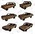 Carros 3D em MDF - Imagem 1