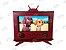 Porta Celular TV Retrô em MDF - Imagem 2