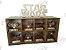 Suporte + Kit com 8 Mini Naves Star Wars em MDF - Imagem 1