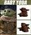 Baby Yoda em MDF 3D - Imagem 3