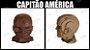 Mini Bustos em MDF - Imagem 3
