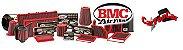 FILTRO CÔNICO UNIVERSAL BMC METAL - REF. FBTW76-140P - Imagem 3