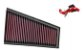 FILTRO K&N INBOX - MERCEDES BENZ A200 | A250 | CLA200 | CLA250 | B200 | B250 | GLA200 | GLA250 - REF 33-2995 - Imagem 2