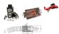 FILTRO BMC INTAKE UNIVERSAL - CILINDRICO FIBRA DE CARBON - MOTOR ATÉ 1.6 - REF. ACCDA70-130 - Imagem 2