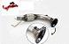 """DOWNPIPE MINI COOPER 2.0 F56 F57 BMW X2 B48 AÇO INOX 409 3"""" - Imagem 3"""