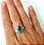 Anel Turmalina Green Esmeralda  - Imagem 3