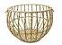 Cesto Craw Fibra Natural- GG - Imagem 1