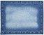 Jogo Americano, Kit com 2, Coleção Especiarias Acervo Panelinha, Azul Jeans, Algodão - Imagem 1