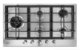 Cooktop a gás 5 queimadores inox 90 cm Crissair Bivolt - Imagem 1