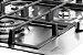 Cooktop a gás 5 queimadores inox 90 cm Crissair Bivolt - Imagem 3