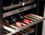 Adega inox para embutir 129 litros para 46 garrafas Crissair 220V - Imagem 3