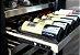Adega inox para embutir 320 litros para 122 garrafas Crissair 220V - Imagem 6