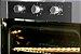 Forno de embutir elétrico 72 litros inox Crissair 220V - Imagem 2