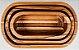 Conjunto de Petisqueiras Ofurô Madeira Teca 3 peças - ARZ Home Design - Imagem 5