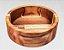 Conjunto de Petisqueiras Cambuci Madeira Teca 3 peças - ARZ Home Design - Imagem 5