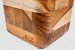 Pilão Namibia troneado à mão-Madeira Teca -ARZ Home Design  - Imagem 2