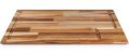 Tábua de Corte Perséfone Madeira Teca Tamanho G - ARZ Home Design - Imagem 5