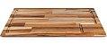 Tábua de Corte Perséfone Madeira Teca Tamanho G - ARZ Home Design - Imagem 3
