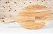 Tábua Venus Madeira Teca - ARZ Home Design - Imagem 1