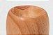 Conjunto de Porta Ovo Coque Madeira Teca 2 peças - ARZ Home Design - Imagem 3