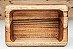 Porta sache Petit- Madeira Teca - ARZ Home Design - Imagem 3