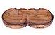 Descanso de colher Huit-Madeira Teca - ARZ Home Design - Imagem 3