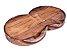 Descanso de colher Huit-Madeira Teca - ARZ Home Design - Imagem 2