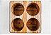 Porta talheres Trou-Madeira Teca- ARZ Home Design - Imagem 2